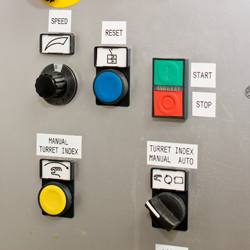 bmp5153 control panel and electrical panel labels