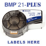 BMP21-PLUS Labels