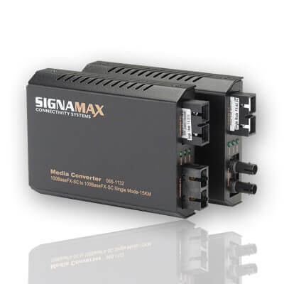 SX/LX Media Converters