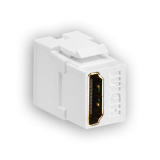 Leviton 40834-00W AV Systems Connector