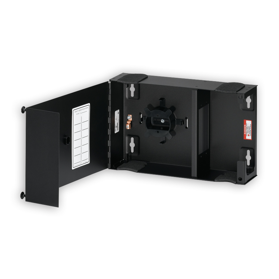 Leviton 5W110-00N Fiber Wall Mount Enclosure